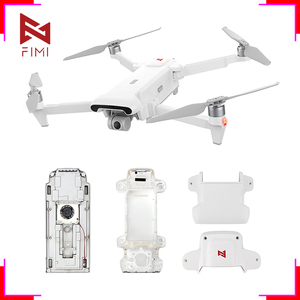 Image 1 - FIMI X8 SE 2020 Original Replacement Upper Cover Middle Frame Bottom Shell Body Shell Repair Spare Parts for X8 SE 2020 RC Drone