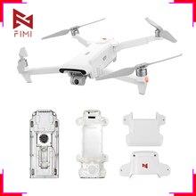 Fimi x8 se 2020 original substituição cobertura superior meio quadro inferior escudo corpo peças de reparo para x8 se 2020 rc drone