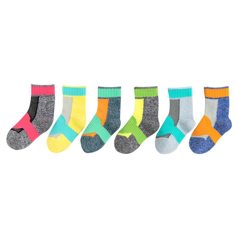 Mesh Children's Fashion Kids High Anklet Girls Sports Breathable Unisex Socks for Gift