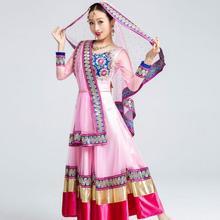 India Sarees Princess Katak Dancing Performance Dress Woman Beautiful Anna Ethnic Style Sets