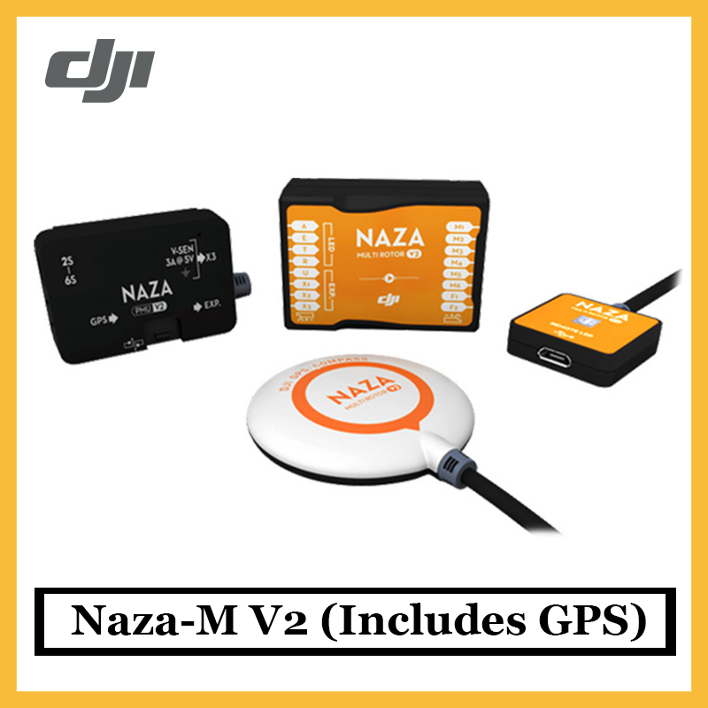 Quadcopter Naza Drone Fly-Control-Combo V2 GPS for Rc-Fpv In-Stock Includes Original