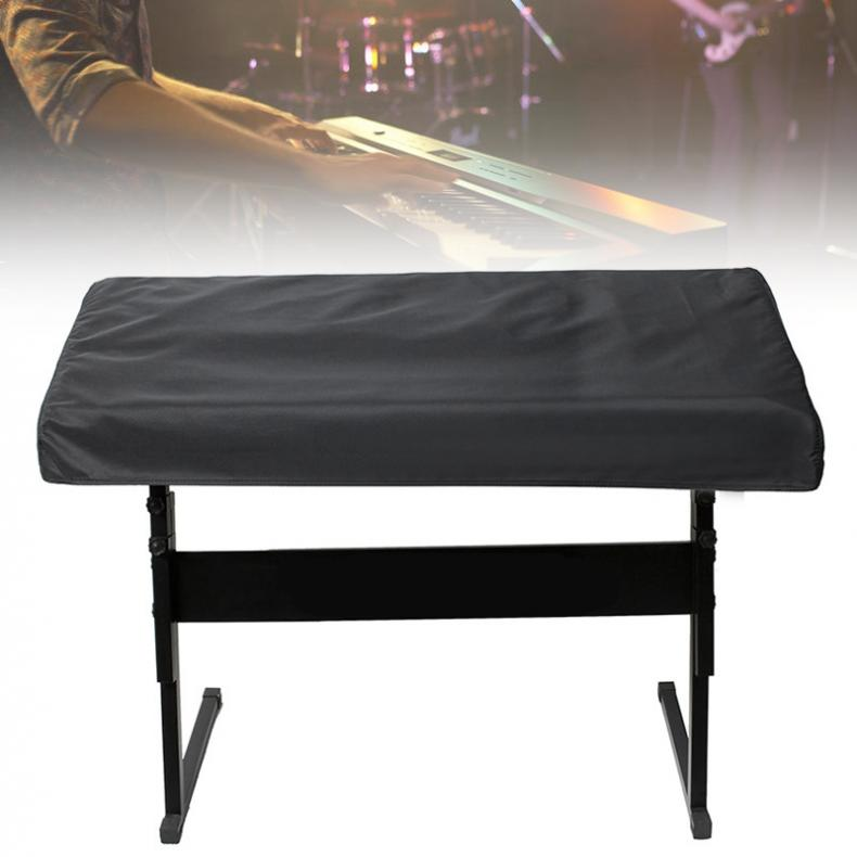 Piano CoverBlack 61 / 88 Keyboards Electronic Piano Dust Cover Piano Protect Bag Fit For Yamaha / Casio / Roland / KORG
