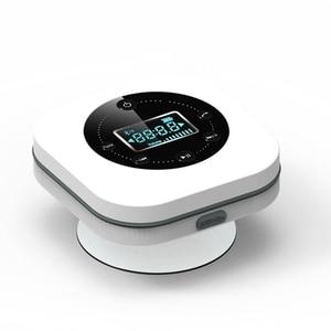 Image 5 - FFYY HOTT S603 Mini przenośny wodoodporny bezprzewodowy głośnik Bluetooth głośnomówiący Radio FM do łazienki biały
