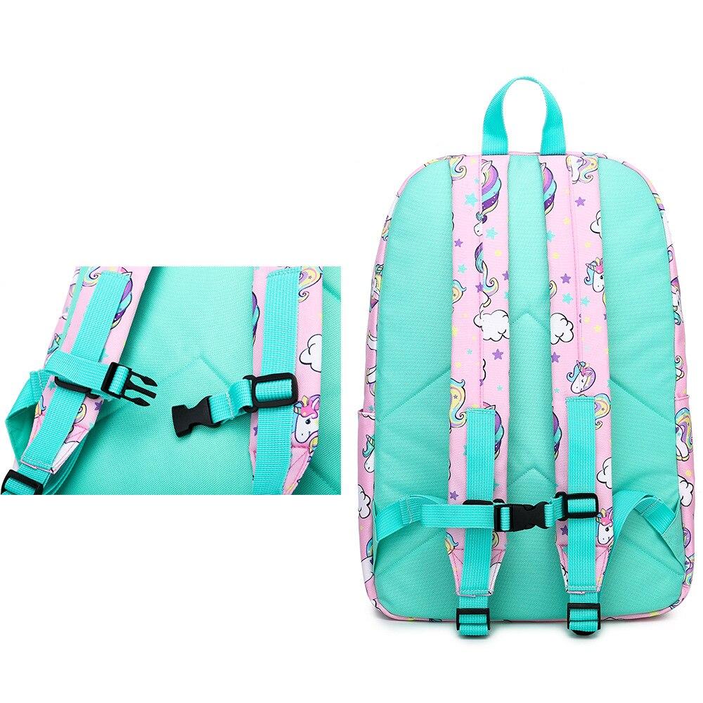 escola lona estudante adolescente sacos de ombro mini mochila viagem