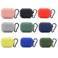 Custodia morbida in Silicone di origine per apple Airpods Pro custodia Cover Bluetooth per airpod 3 custodia per Air pod Pro custodia auricolare accessori
