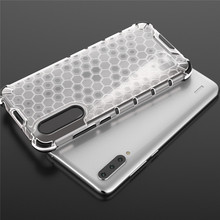 For Xiaomi Mi CC9 CC9E case Hybird PC TPU Armor Transparent Back Cover For