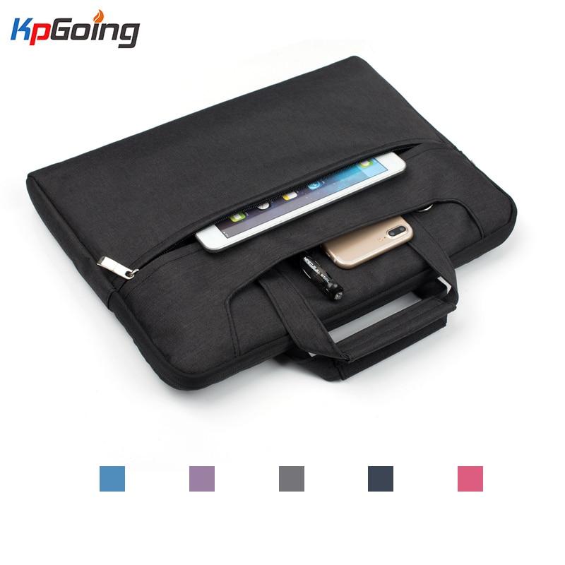 """Laptop Shoulder Bag 15.6/"""" Messenger Carry Case For MacBook Air//Pro 11/"""" 13/"""" 15/"""""""