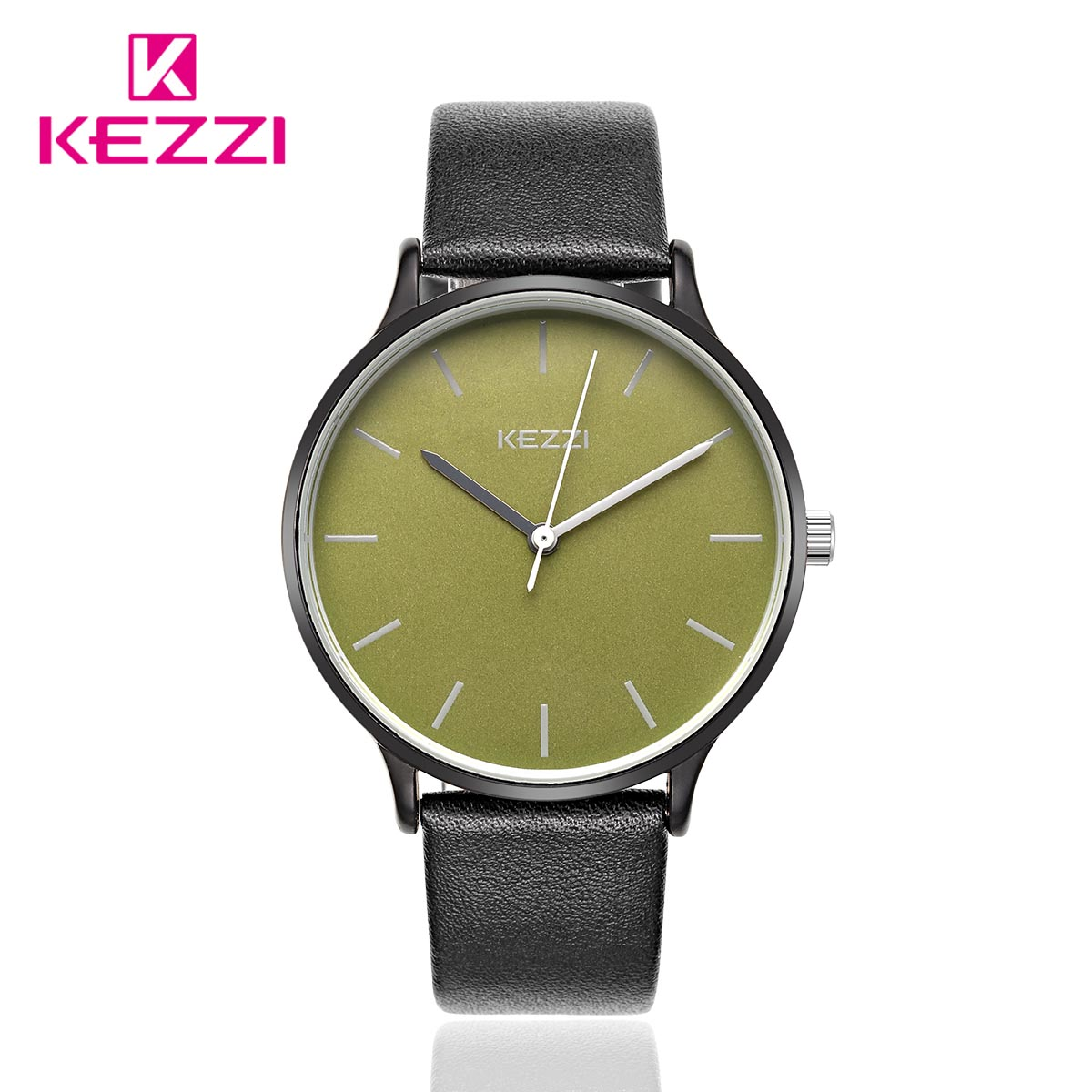 NO.2 Women's Leather Watches Classic Design Rectangular Femal Waterproof Watches fashion brand wristwatches