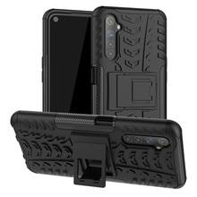 Armor Holder Case For OPPO Realme 6 Case Realme XT 730G X2 6 Pro Cover Holder Phone Bumper For OPPO K5 Realme 6 Pro X2 XT Funda