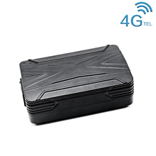 4G GPS Tracker Car Strong Magnetic Vehicle Tracker GPS Locator Tracker Realtime Google Map Tracking SOS Remote Voice Monitor