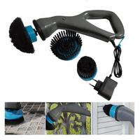 4 in 1 Multi functionNew Electric Cleaning Brush Kitchen Brush Electric Scrubber Home Cleaner Dish Cleaning Brush Brush Heads