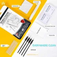 33 шт/комплект мобильный телефон набор чистящих средств для