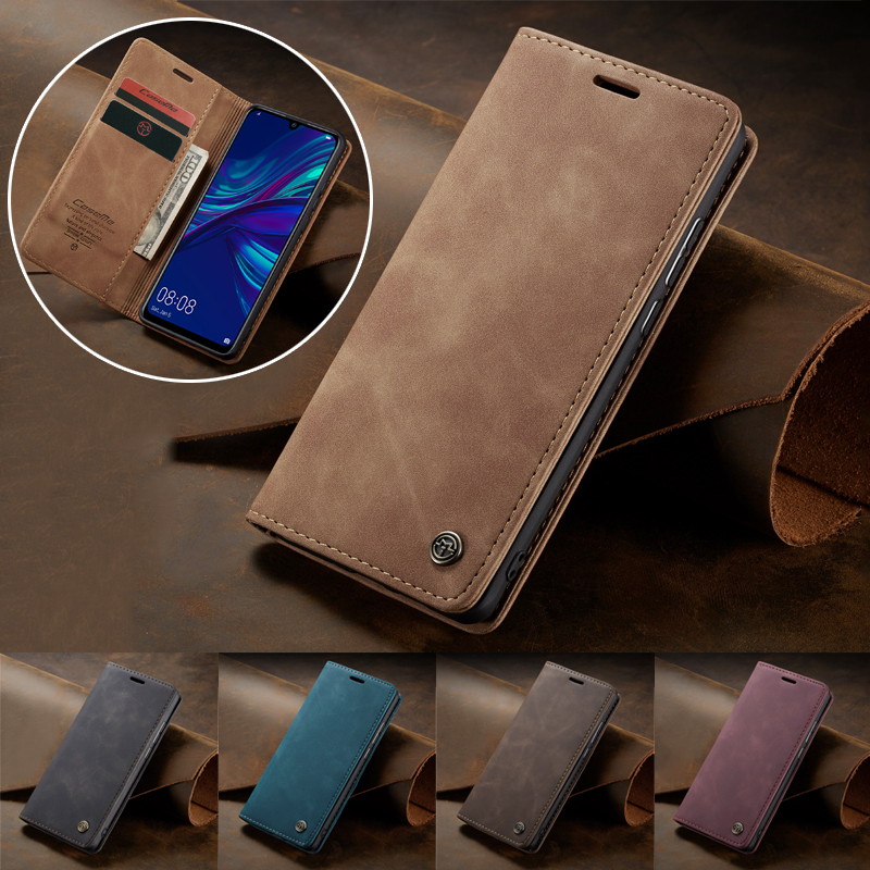 US $1.99  Retro Flip Leather Case for Huawei P Smart 2019 Honor 10 9 Lite Wallet Cover for Huawei P40 P30 Lite P20 Pro Mate 30 Cases Coque Wallet ...