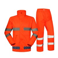 high visibility reflective safety clothing sets men women workwear suits jacket road labour work clothes reflective clothing