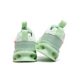 Image 4 - 46 Loopschoenen 2020 Lente Nieuwe Mannelijke Sneaker Zachte Mesh Schoenen Breatheable Mode Zwarte Schoenen Sport Footwear Winter Mannen