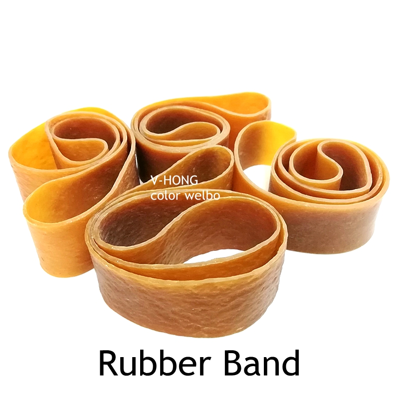 600x30mm Multi-functional Elastic Binding Rubber Band ToTrash Can, File Folders, Cat Litter Box, Large Trash Can Band Set Elasti