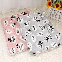 Manta de cama para perro de invierno, alfombra para dormir para mascotas, funda de cama para perro, colchón para sofá para perros pequeños, Chihuahua bulldog