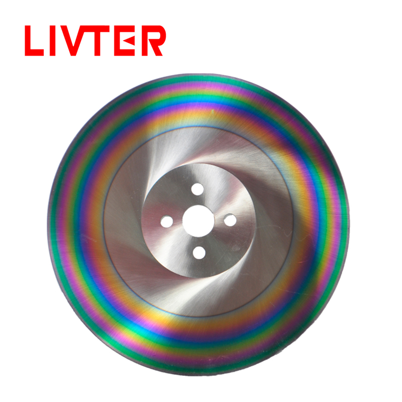 Best Selling LIVTER Multi Tools Hss Wood Metal Cutting Saw Blade Titanium Coating  For Cutting Steel Pipe And Bar