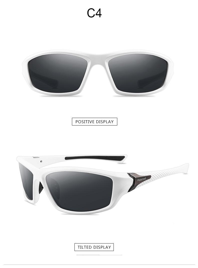 2020 New Luxury Polarized Sunglasses Men's Driving Shades Male Sun Glasses Vintage Driving Travel Fishing Classic Sun Glasses 12