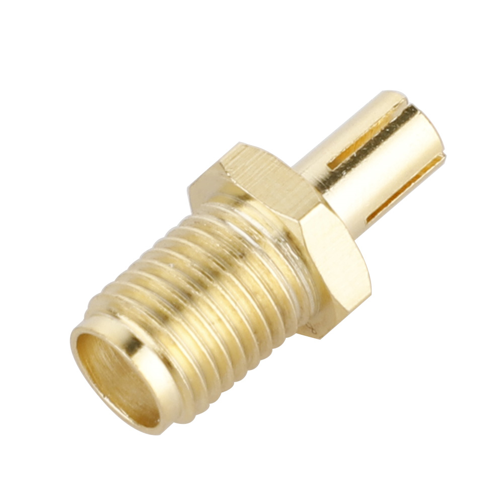 New SMA Female To TS9 Male Adapter SMA JACK To TS9 Plug Converter/RF Connector Antenna Adapter