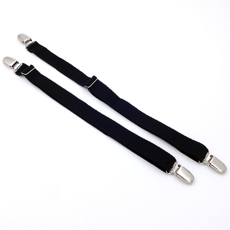 European And American-Style Men's Shirt Wrinkle-Free Garter Single-Shape Adjustable Length Children Suspenders