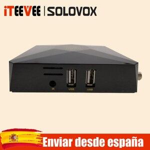 Image 2 - SOLOVOX S V6S לווין טלוויזיה מקלט קולנוע ביתי HD תמיכה M3U CCAM טלוויזיה Xtream לווין מקלט USB WIFI אפשרות ספרד