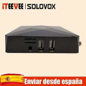 Image 2 - SOLOVOX S V6S استقبال الأقمار الصناعية المسرح المنزلي HD دعم M3U CCAM TV Xtream استقبال الأقمار الصناعية USB واي فاي الخيار من إسبانيا