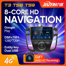 JIUYIN Type C For Ford Focus 3 Mk 3 2011-2019 Car Radio Multimedia Video Player Navigation