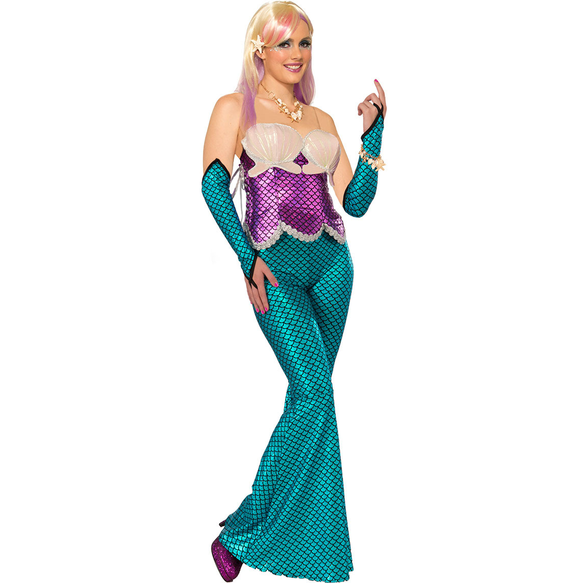 Adult women fancy dress sexy mermaid halloween carnival party costumes