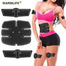 Slimming Massager Muscle-Stimulator Fitness Abs Abdominal Electric-Ems Body Smart Retail-Box