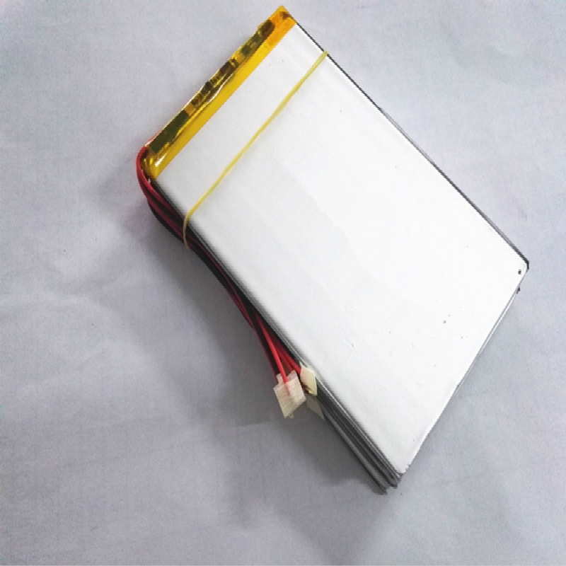 best battery brand 1PCS Tablet large capacity polymer 4560100 A + <font><b>4000</b></font> <font><b>mah</b></font> panels image
