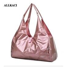 Male Oxford Travel Bag Large Duffle Independent Shoes Storage Big Fitness Bags Handbag Luggage Shoulder Black Pink 50