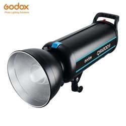 Godox QS1200II 1200Ws GN110 Professional Studio Strobe with Built-in Godox 2.4G Wireless X System  the flash