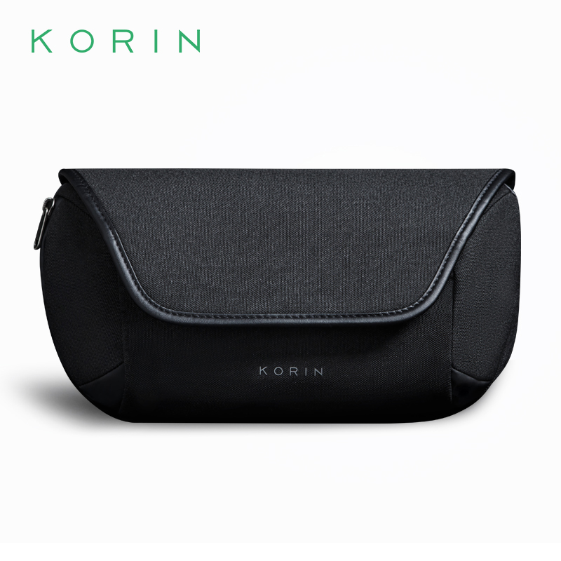 Korin Design ClickSling 2020 New Casual Chest Bag Anti-Cut Waterproof Single Shoulder Bag Fashion Men's Small Crossbody Bag