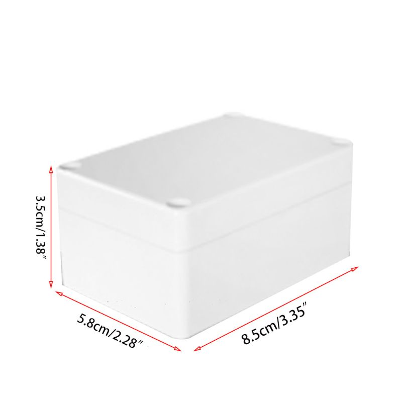 5 Styles IP65 Waterproof Plastic Junction Box Housing Electronic Project Enclosure Case