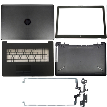 Laptop LCD Back Cover/Front bezel/LCD Hinges/Palmrest/Bottom Case For HP 17-BS/AK/BR Series 933293-001 926527-001 933298-001 gzeele new laptop lcd hinges for hp 17 ak 17 ak013dx 17 bs 17 bs019dx 17 bs057cl lcd screen hinges 926527 001