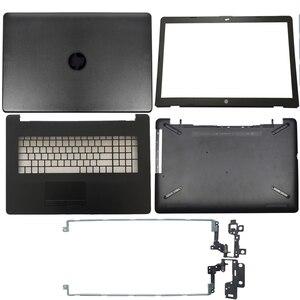 Image 1 - Ordinateur portable LCD, charnière arrière/lunette avant/accoudoir/boîtier inférieur, pour HP 17 BS/AK/BR séries 1995 001, 1995 001, 1995 933293, 926527