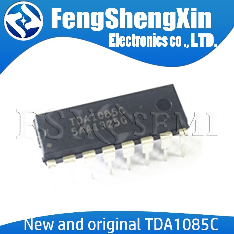 5PCS TDA1085C MOT DIP-16 Universal Motor Speed Controller NEW HIGH QUALITY