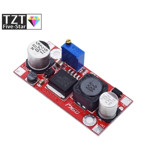Image 3 - XL6009 DC Adjustable Step up boost Power Converter Module Replace LM2577