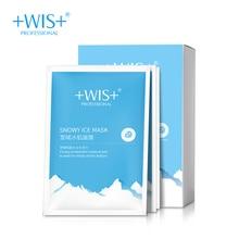 WIS Снежная ледяная маска для мышц глубоко увлажняющий замок вода увлажняющий освежающий контроль масла усадка поры осветляет цвет кожи мужской и