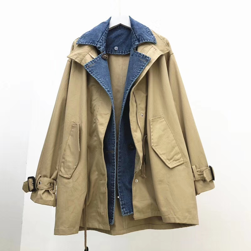 Cheap Wholesale 2019 New Autumn Winter Hot Selling Women's Fashion Netred Casual  Ladies Work Wear Nice Jacket BP3058