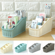 Пластиковая корзина для хранения, кухонный ящик, контейнер для одежды, домашний мешок для белья, Настольный ящик для хранения, TT-best