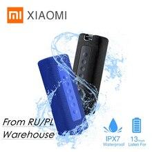Портативная bluetooth-Колонка Xiaomi Mi 16 Вт, TWS стерео колонки с супер басами, IPX7 Водонепроницаемая уличная колонка, колонка Mi