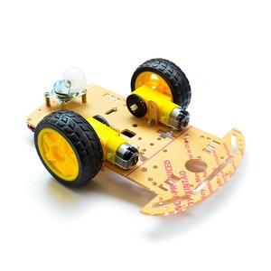 2WD Motor Smart Robot Car Chas