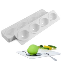 Lemon Baking Molds Cakes Silicone Molds For Mousse Cake Dessert Mold For Chocolate Pudding Pastry