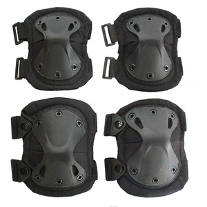 Image 3 - Military Tactical Knee Pads US Army Airsoft Paintball Hunting Protection Elbow Pads War Game Protector Knee Pads