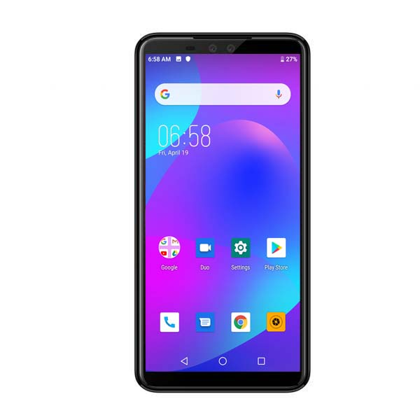 Elephone A3 Pro 4G LTE Smart Cellphone 3GB+32GB Android 9.0 MTK6739 Quad-Core 5.46 Inch 1440*720 Pixels IPS Dual SIM Cards