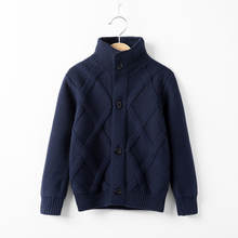 Ins/Лидер продаж свитер для маленьких мальчиков и девочек хлопковый