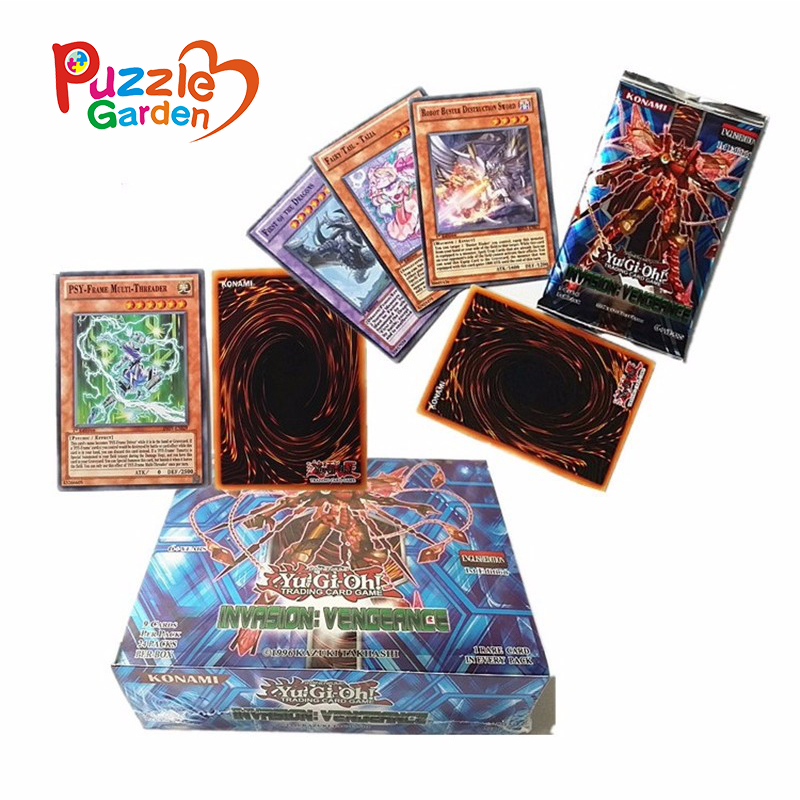 72pcs/set Yugioh Cards Shadow Specters Look for The Legendary Ghost English Version Entertainment Game Card Kid Yu Gi Oh Toys image