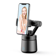 Selfie-Stick Stabilizers Phone-Holder Tracking Gimbal Rotation Smart-Shooting Mount 360-Degree